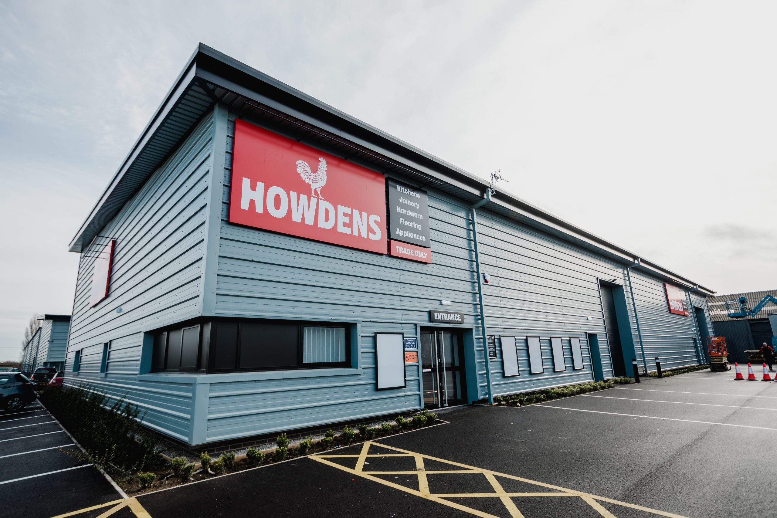 Welcome Howdens