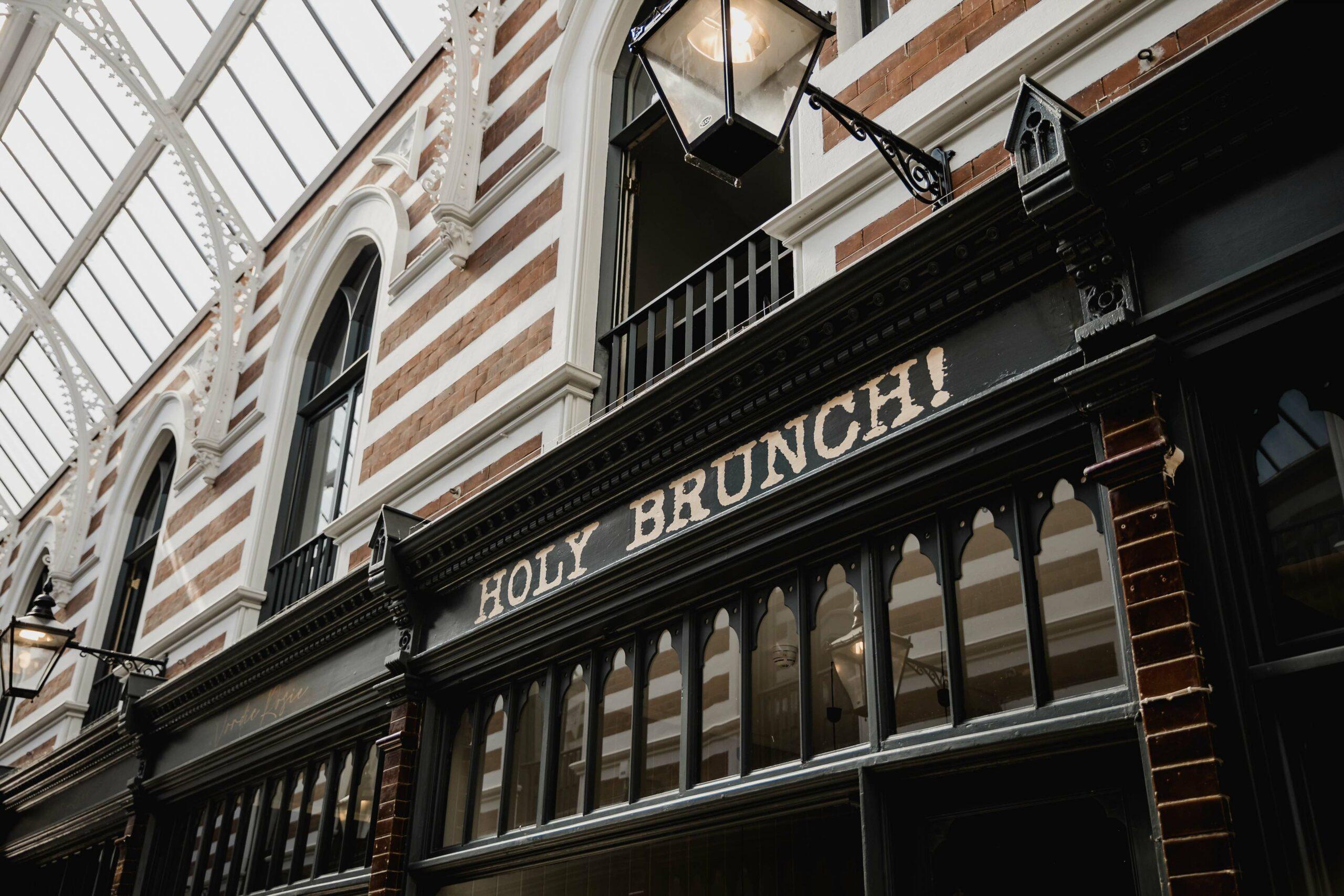 Bring on the brunch